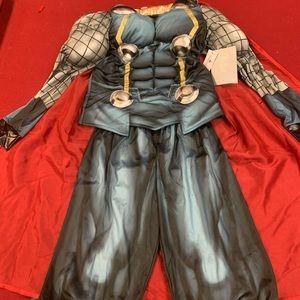 Disney Thor Costume Size 9/10